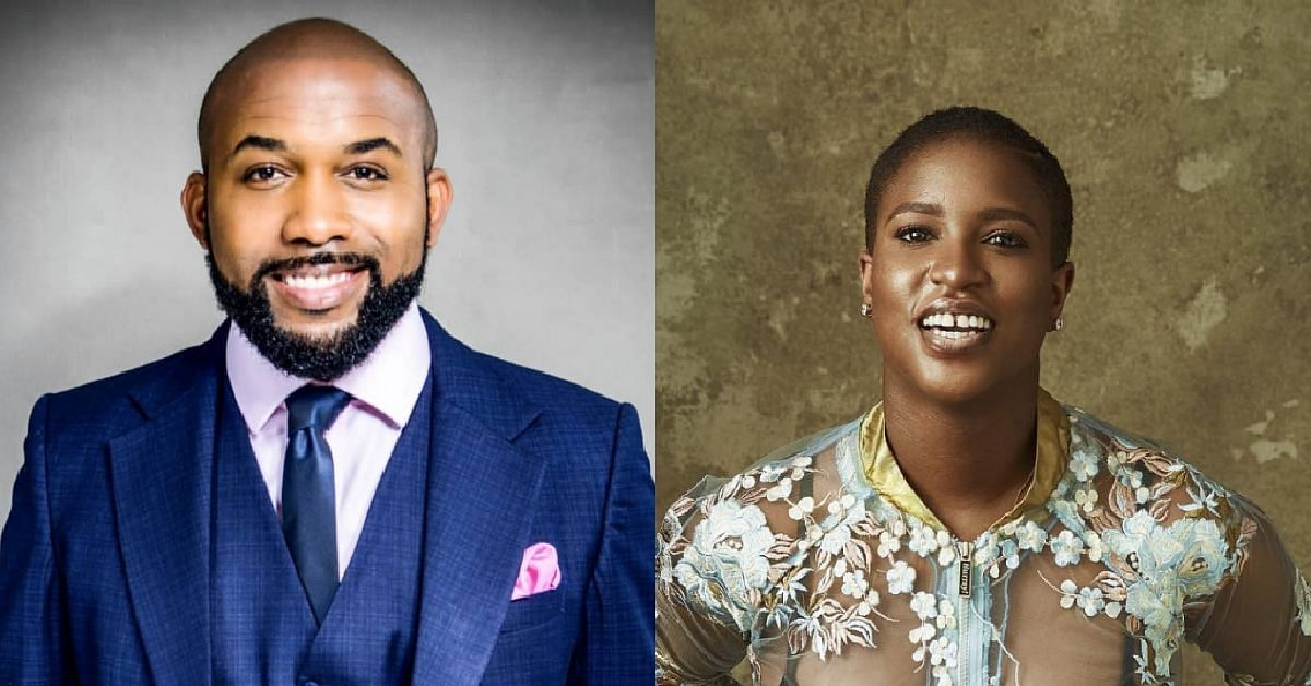 Banky W and Uche Odoh