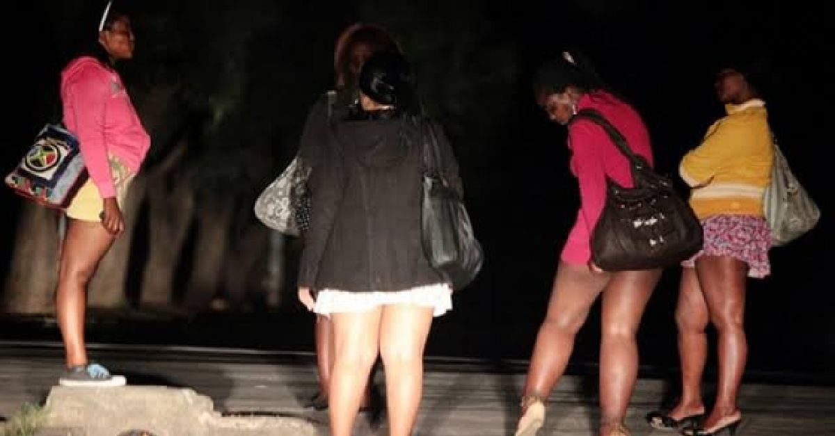 Ondo Hooker Nearly Strips Customer Naked For Refusing To Pay Her