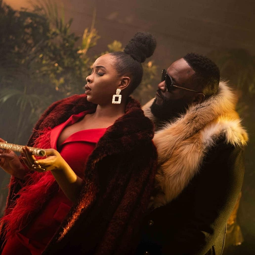 Nigerians Commend Yemi Alade and Rick Ross' Collaboration