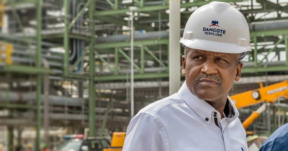 Why Dangote May Accept Olam's N130 Billion Acquisition Offer