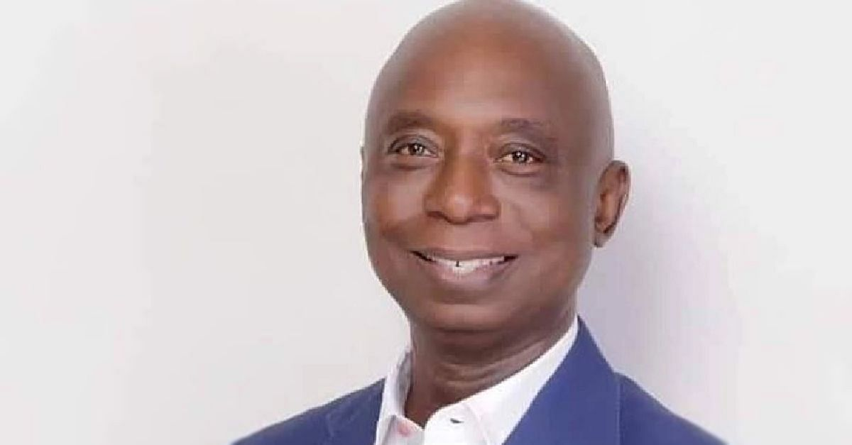 Ned Nwoko Capitalizes On Regina Daniels' Fame, Joins Instagram