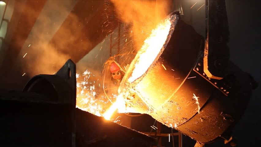 Molten Iron Kills Workers In Indian Steel Company In Lagos