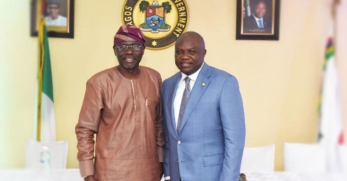 Ambode Forms 20-Man Committee For Sanwo-Olu's Inauguration