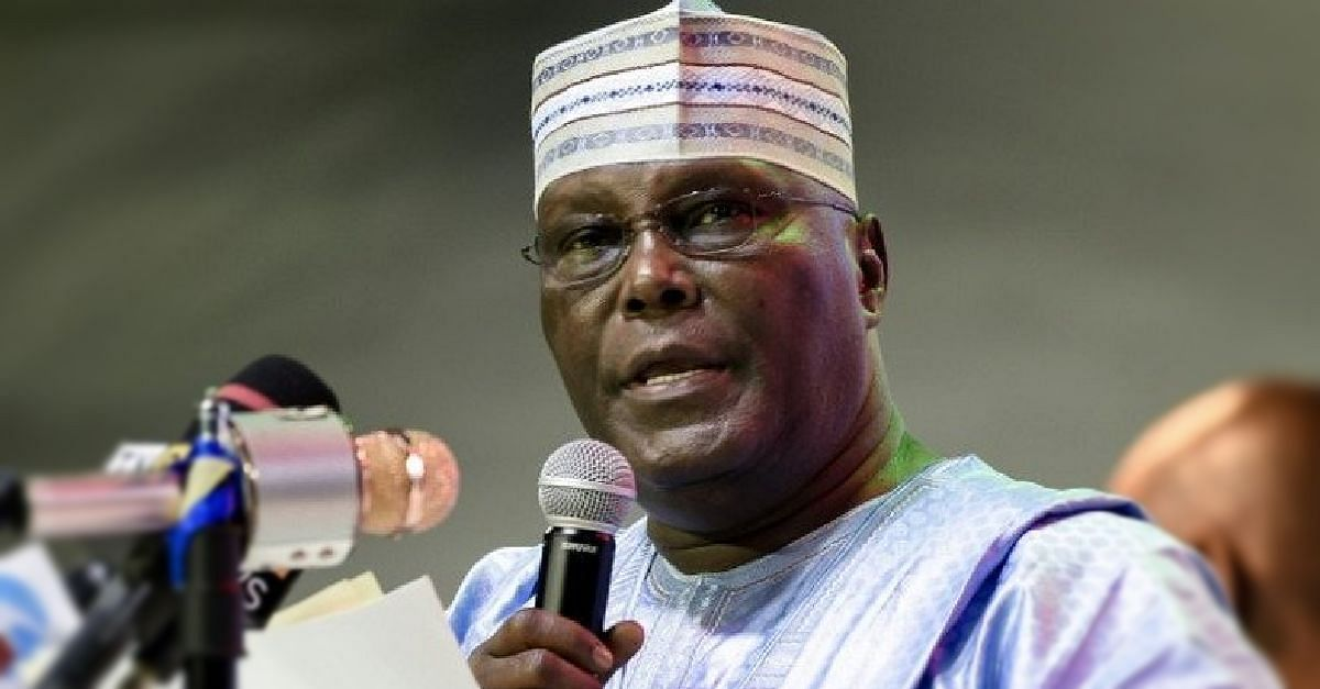 """""""It Is Idiotic"""" - Atiku Reacts To APC's Claim That He Is A Cameroonian"""