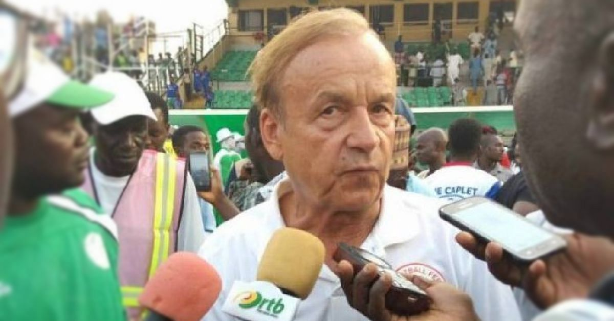 Gernot Rohr Cautioned By The NFF For Repeatedly Breaching His  Contract