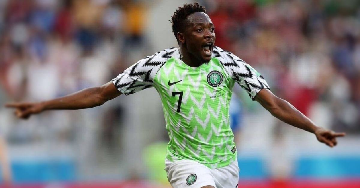 Ahmed Musa: The Big Winner At The 2019 Aiteo NFF Awards