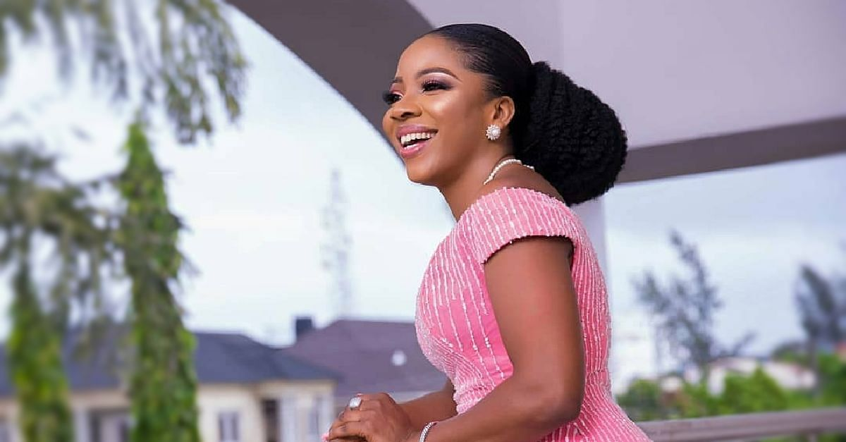 Married! Sandra Ikeji Ties The Knot In Secret Wedding