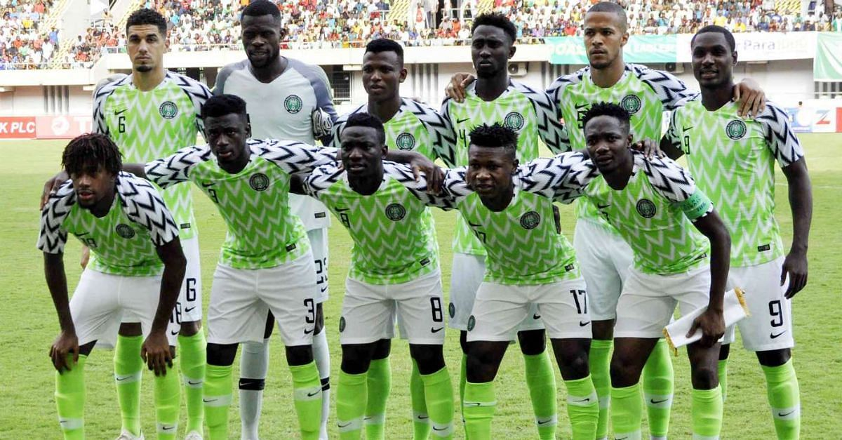 Super Eagles Camp Bubbling With Players Amidst Festivity