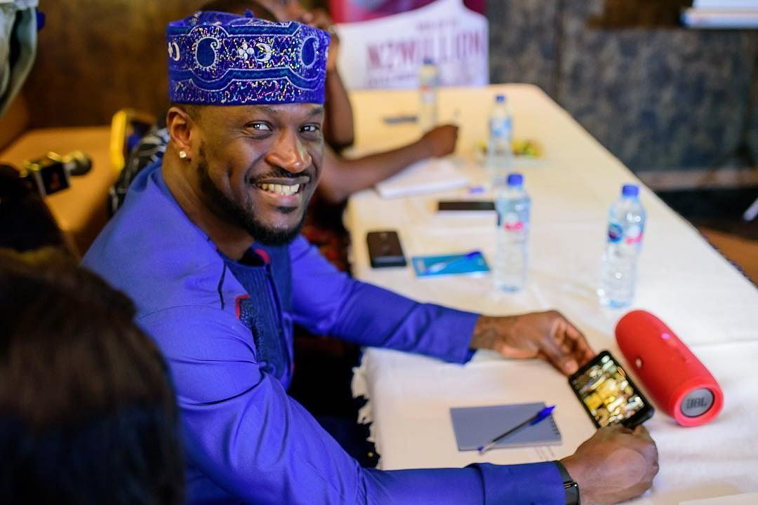BBNaija: Peter Okoye Set To Endorse Tacha After The Show