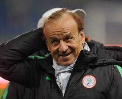 AFCON 2019: Rohr Insists No New Addition Will Be Made To The Super Eagles