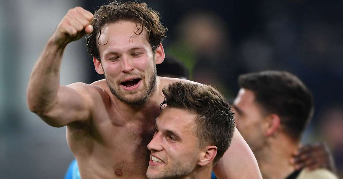 I Don't Care Who We Face In The Semis - Ajax's Daley Blind