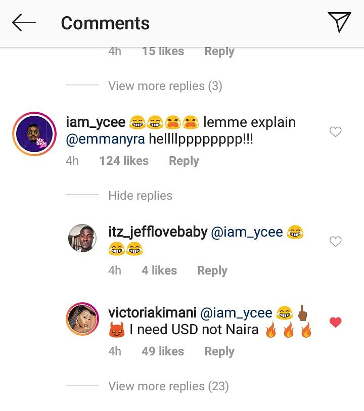 Victoria Kimani Shades Tiwa, Accuses Ycee Of Stealing Her Song