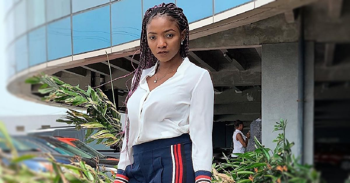 Overzealous Fan Comes For Simi, Makes Allegations Against Hubby