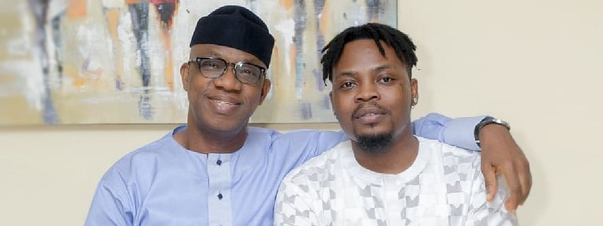 Dapo Abiodun and Olamide