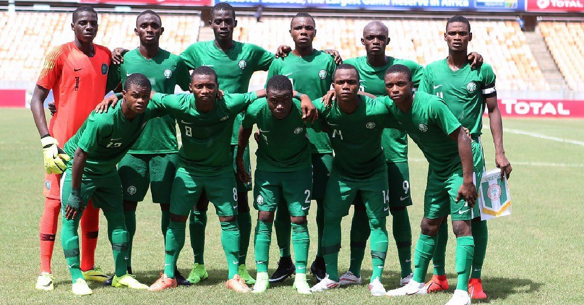AFCON U-17: Golden Eaglets Lose 10-9 On Penalties To Guinea
