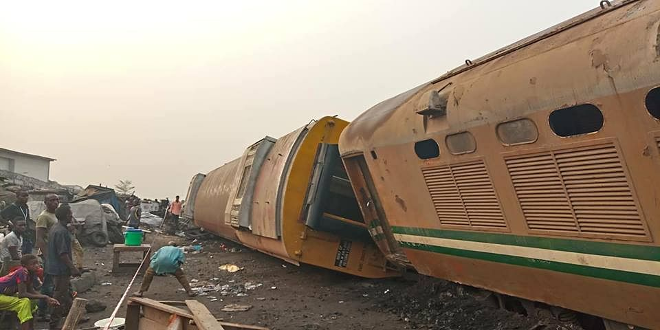 Train Crushes Four to Death in Lagos