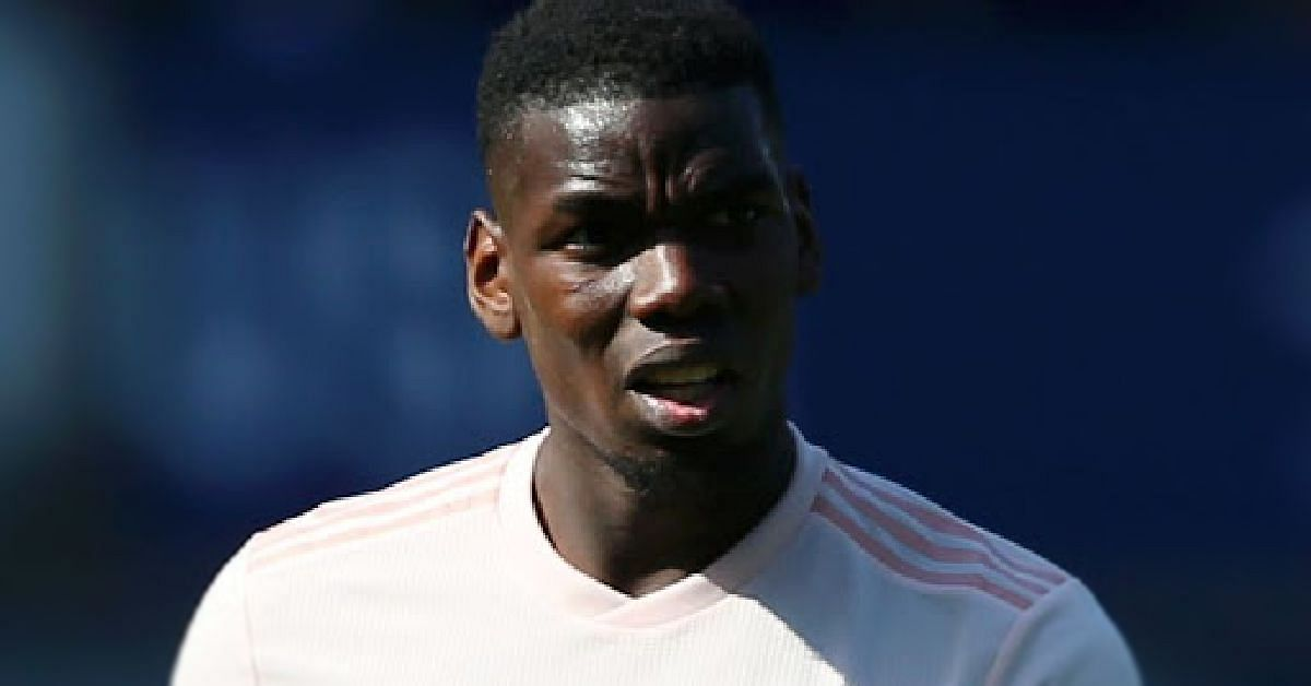 Paul Pogba Slams 'Disrespectful' Man Utd After Disgraceful Everton Bashing