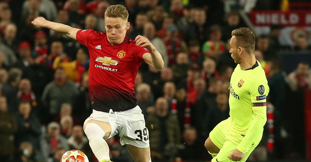 McTominay Singled Out For Praise By United Boss Solskjaer