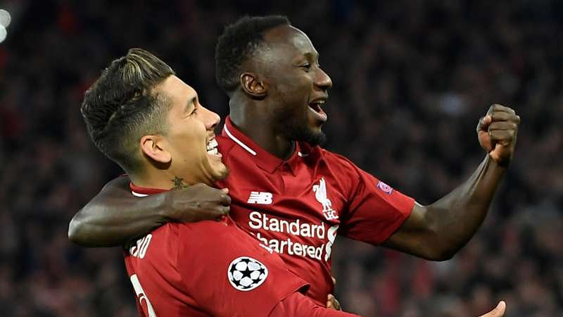 Video: Keita And Firmino Give Liverpool 2-0 Advantage Over Porto