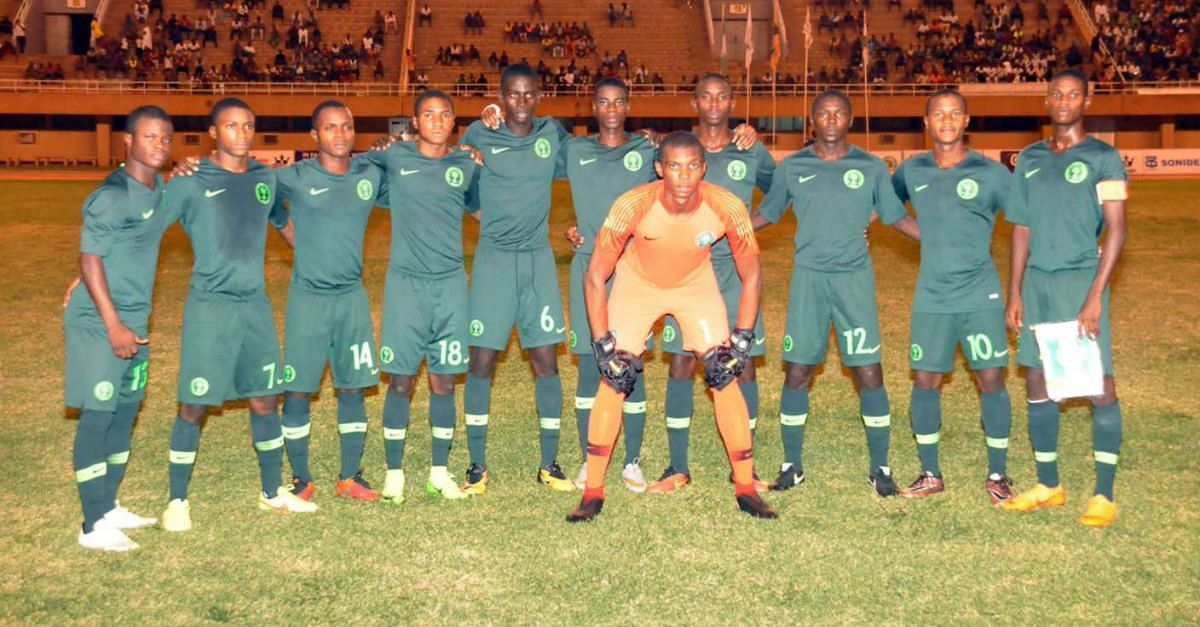 HIGHLIGHTS: Golden Eaglets Edge Hosts, Tanzania, In 9-Goal AFCON U-17 Opener