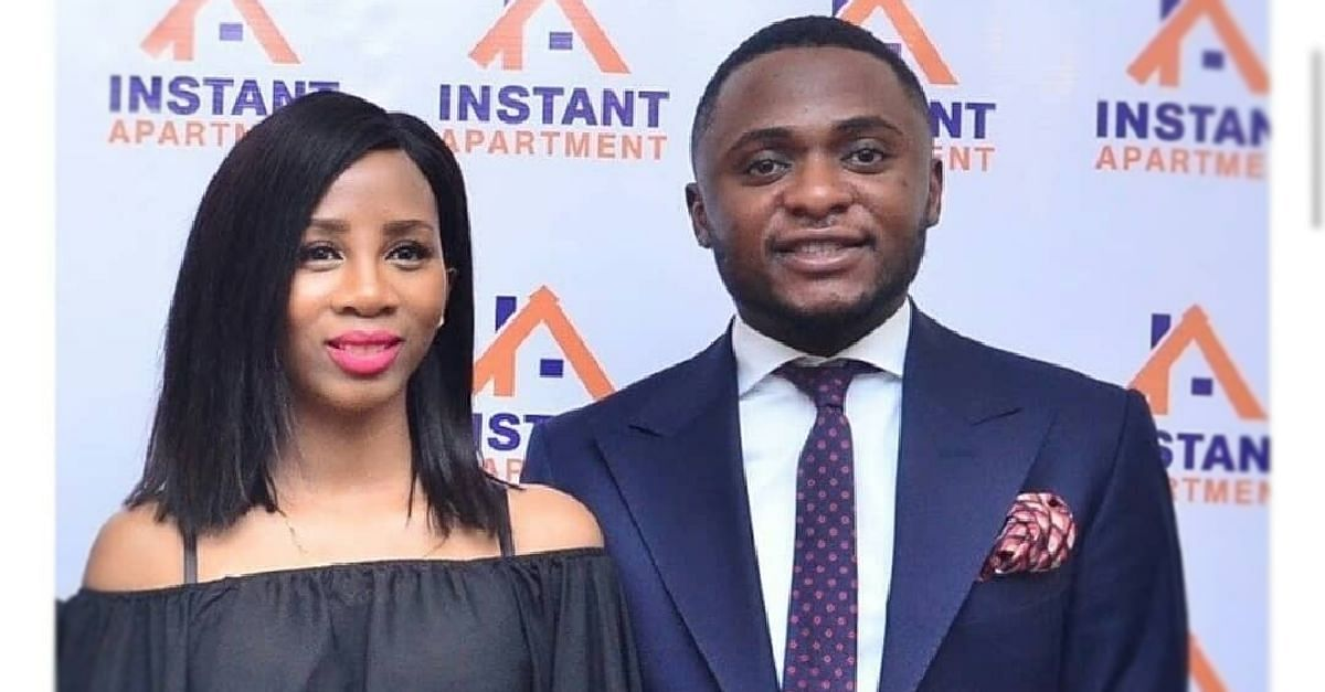 Ubi Franklin Welcomes Third Child With South African Staff