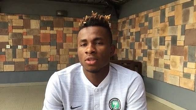 Aiteo NFF Awards: Samuel Chukwueze Wins Young Footballer Of The Year