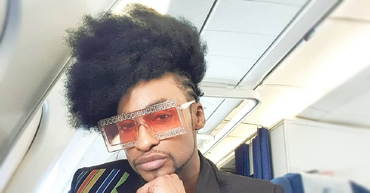 Denrele Edun Shares A Painful Modeling Experience