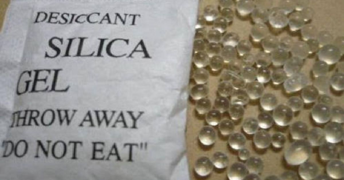 6 Reasons Why You Should Not Dispose Your Silica Gel