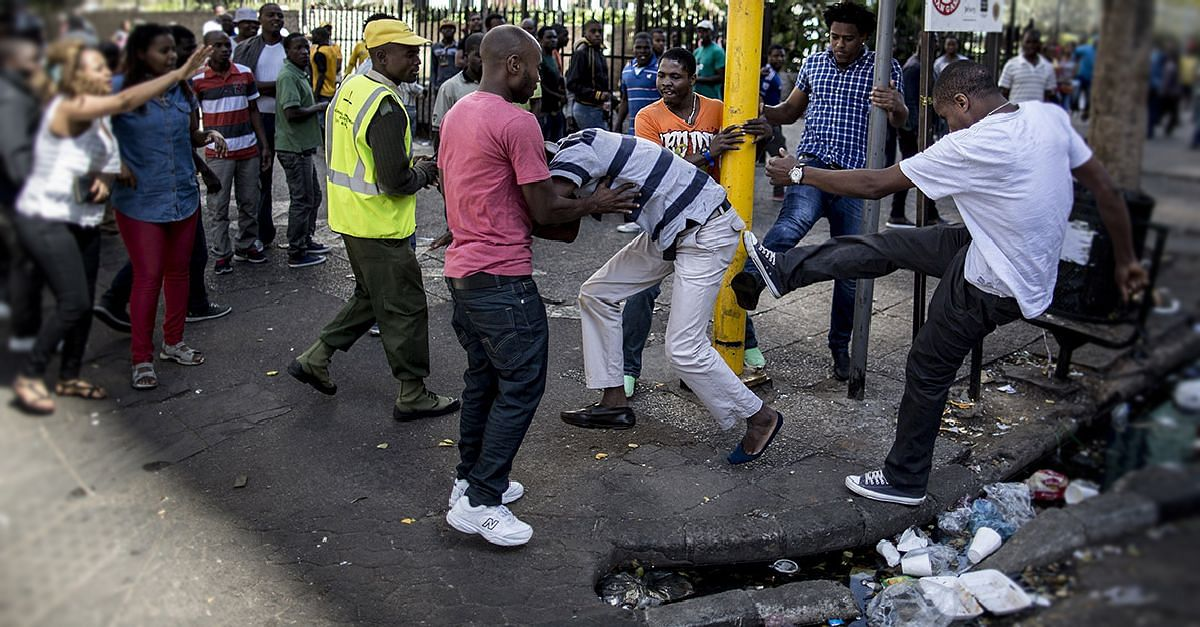 Xenophobic Attacks On The Rise  Again, Two Nigerians Killed In South Africa