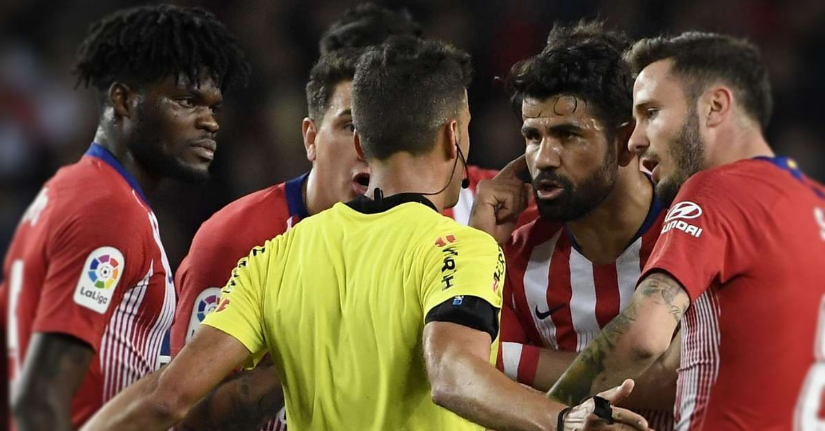 """""""I Sh*t On Your Wh*re Mother!' - Diego Costa Could Be Suspended For Rest Of The Season"""