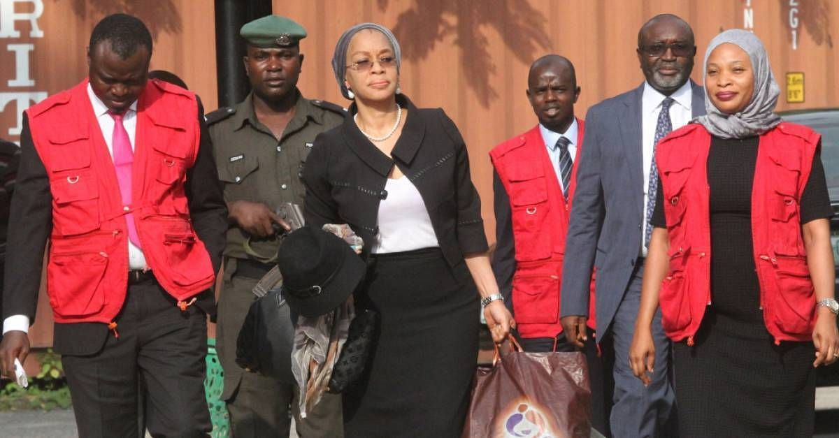 Corruption Charges: EFCC Arrests Justice Ajumogobia At Lagos High Court