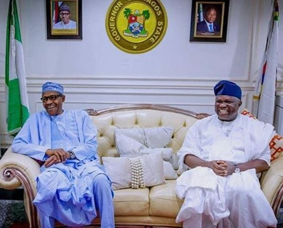 Buhari and Ambode