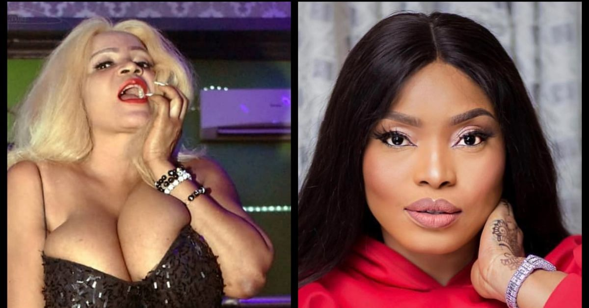 Cossy Explains Why She Labelled Halima Abubakar A Green Snake