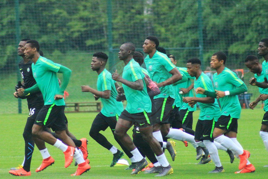 Nigerian Football Fans Question Ages Of Flying Eagles Players