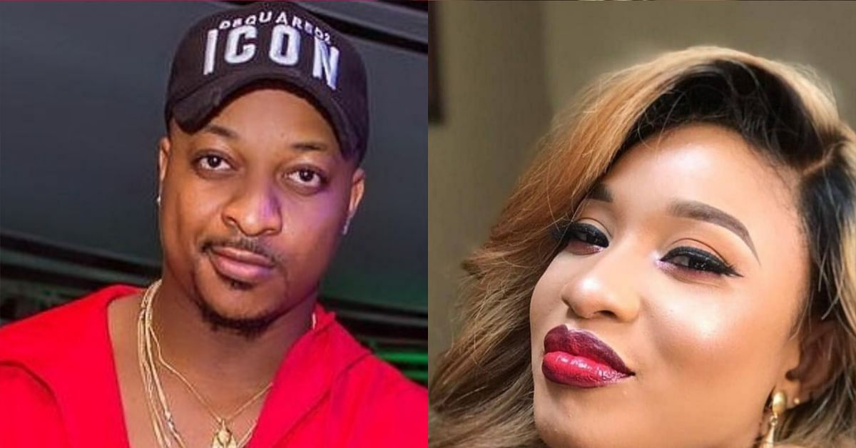 Tonto Dikeh Bashes IK Ogbonna For Trolling Her Son Online, Plans To X-ray His Butt