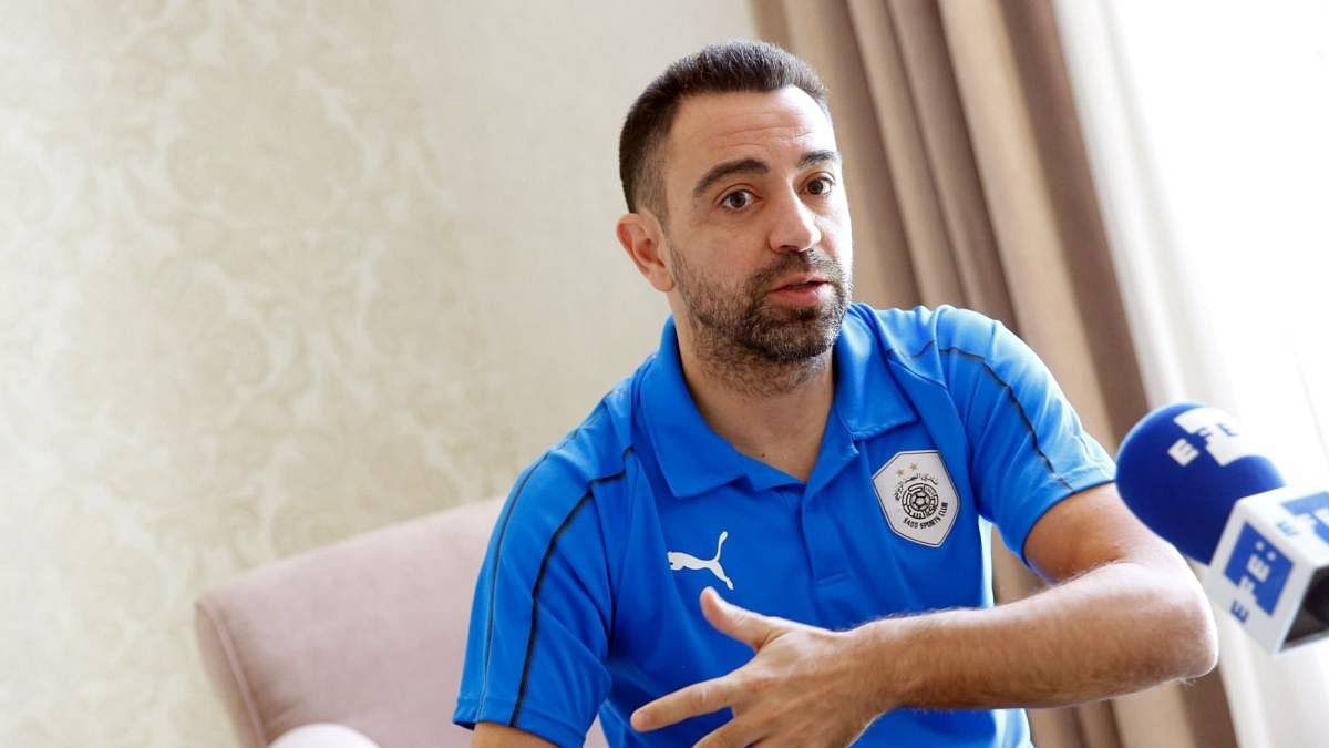 Official: Xavi Hernandez Confirmed As New Coach Of Al Saad