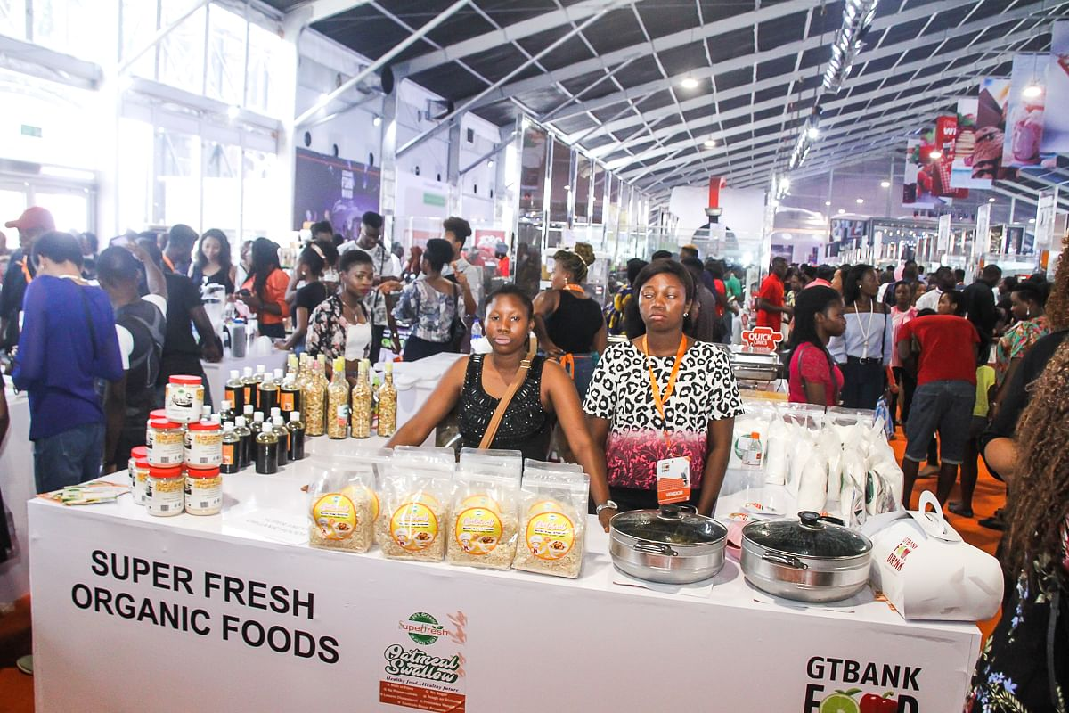 Sights And Sounds Of The GTBank Food And Drink Festival (Photos)