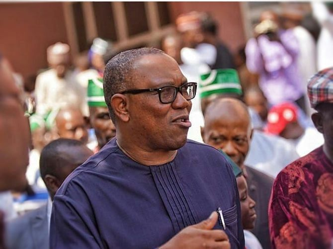 Peter Obi Defies Heart Attack Rumours, Appears In Court