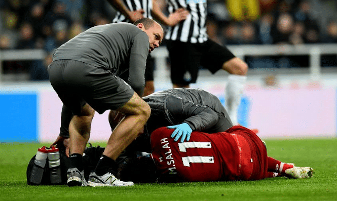Klopp Gives Salah And Firmino Injury Update Ahead Of Barcelona Game