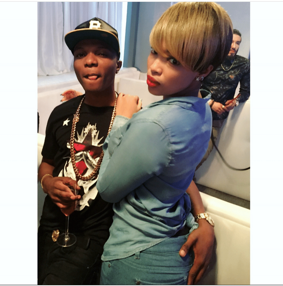 Wizkid Has Never Taken A Photo With Our Son - Second Baby Mama, Binta Diallo, Claims