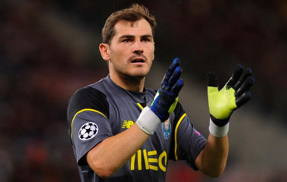 Iker Casillas Reacts To Reports That He Is Retiring From Football