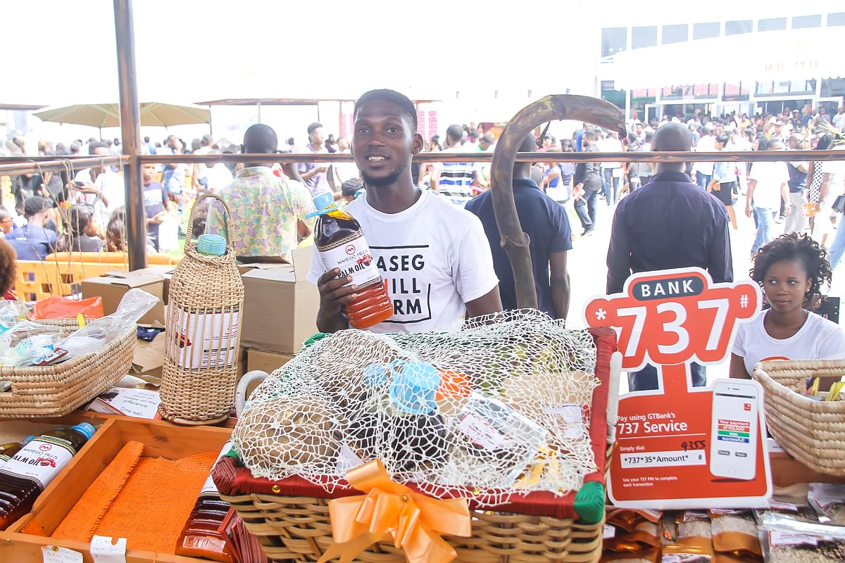Meet The Innovative Vendors At The GTBank Food And Drink Festival