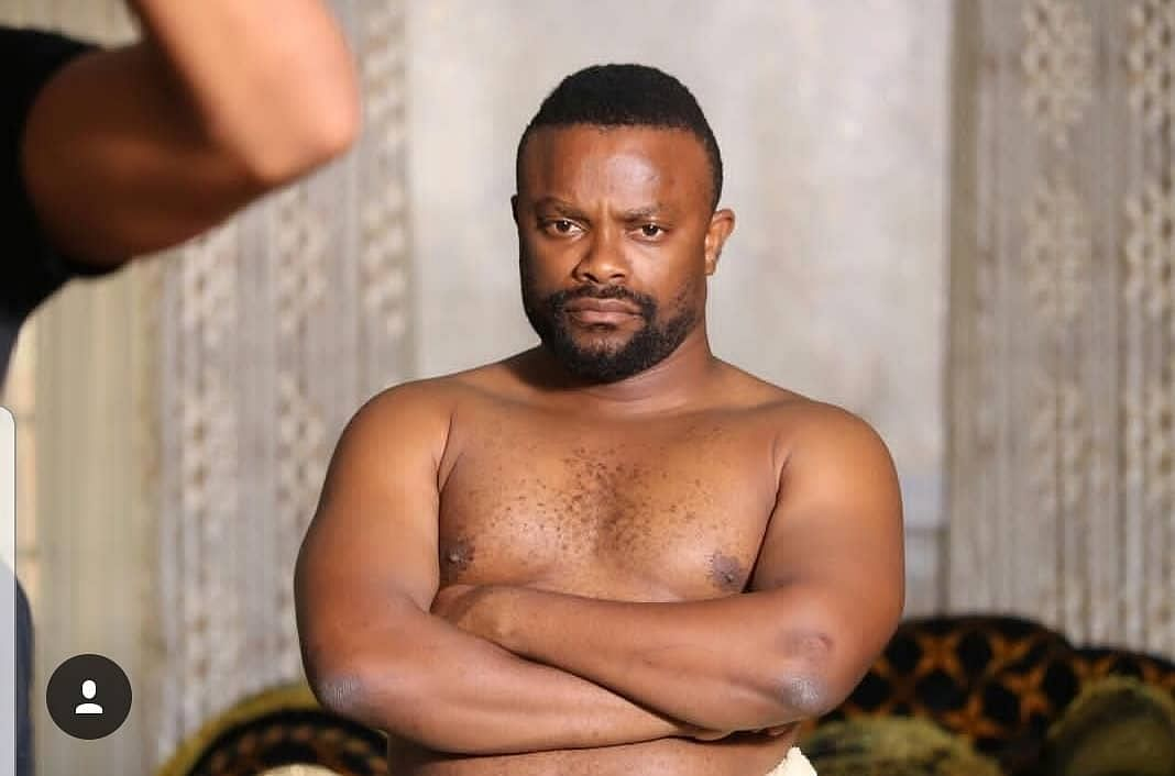 Actor Ime Bishop Umoh Defends Policemen In Abuja Who Raped Prostitutes