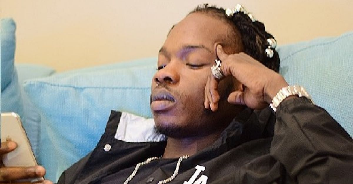 Naira Marley and others arrested at his Lekki residence