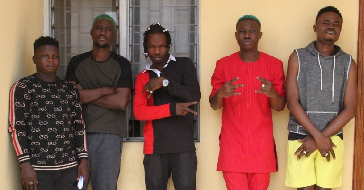 Naira Marley and others arrested by EFCC