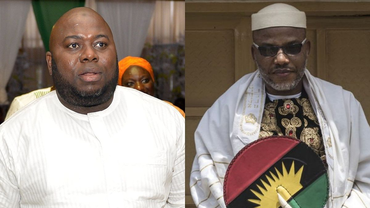 Kanu and Asari Dokubo