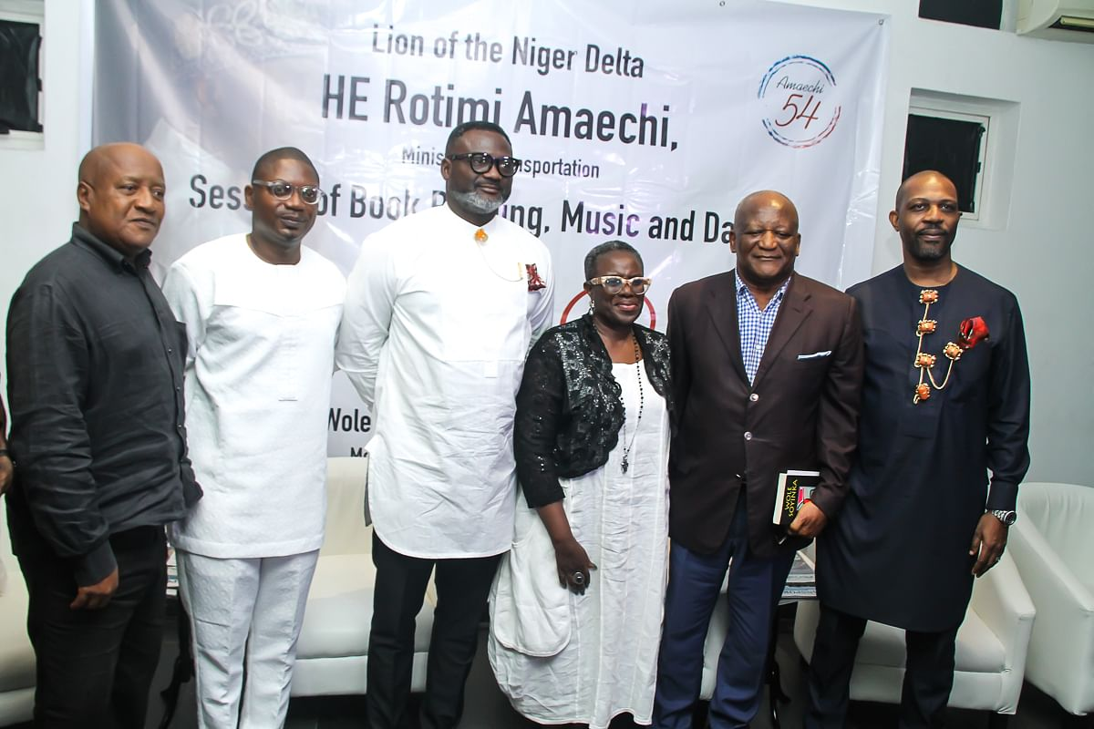 Rotimi Amaechi Celebrates 54th Birthday With Family And Friends