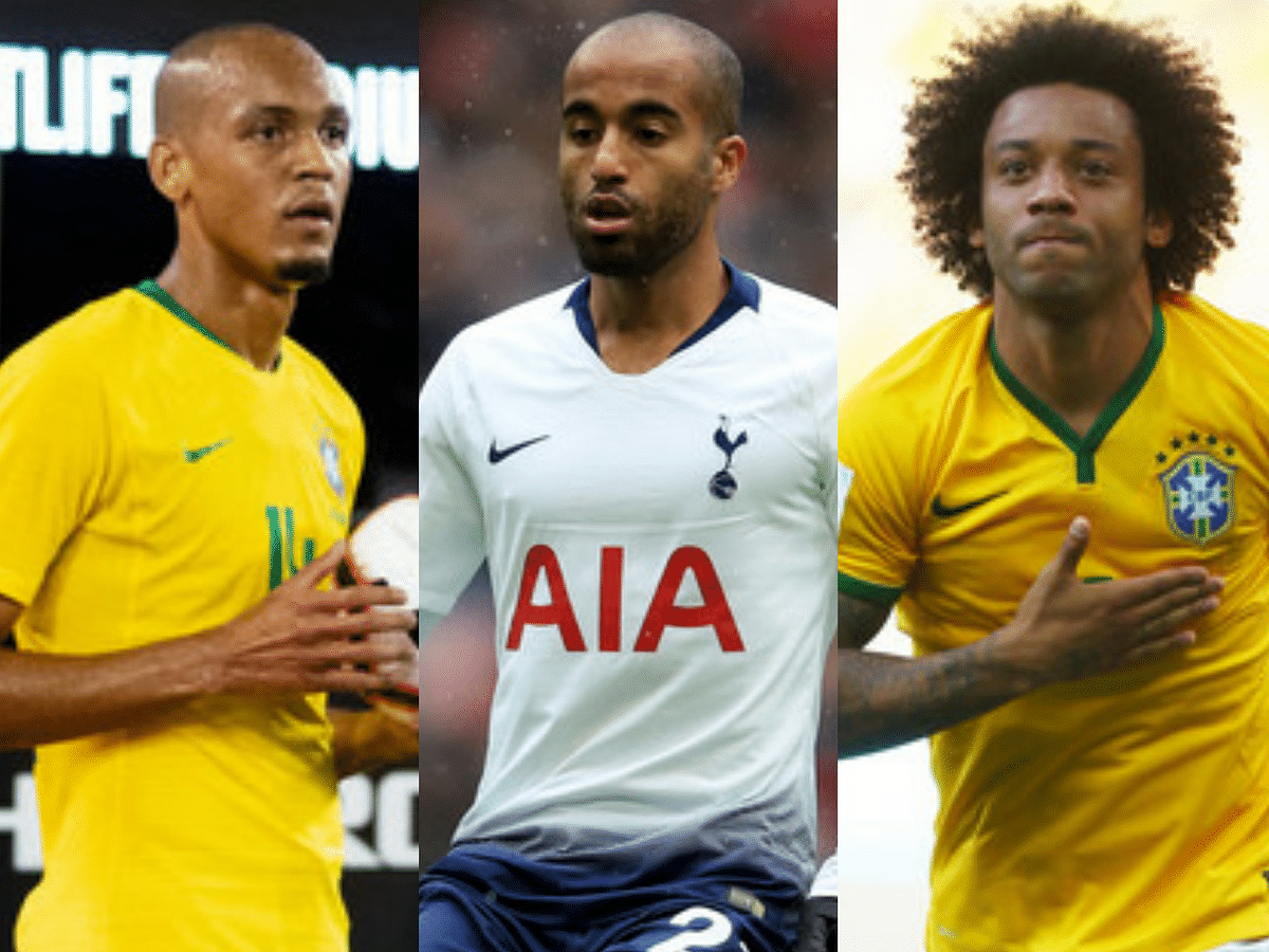 Fabinho, Marcelo And Moura Left Out Of Brazil Copa America Squad