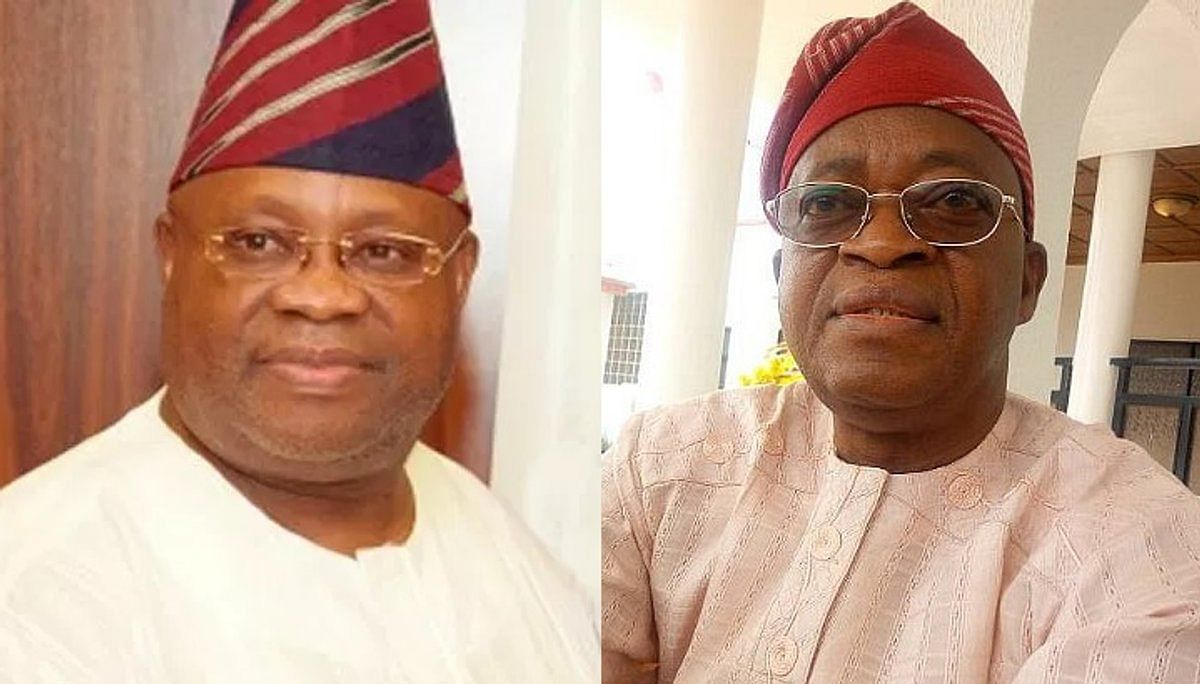 PDP Heads To Supreme Court Over Oyetola's Victory