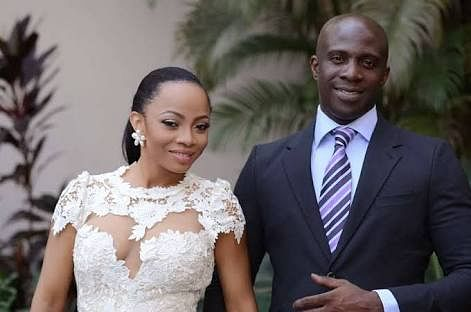 My Ex-husband Didn't Waste 13 years of My Life - Toke Makinwa